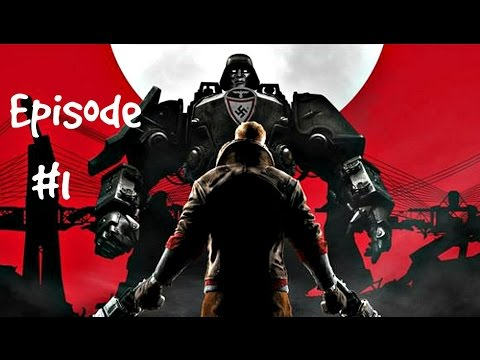 Wolfenstein The Old Blood Episode 1 - The Den Of Wolves (PS4)