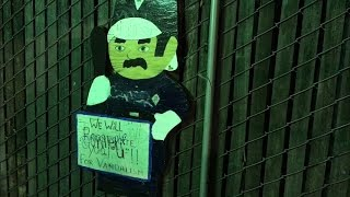 TDW 1392 - We Will Prosecute You For Vandalism