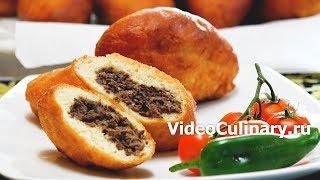 Жареные пирожки с ливером   рецепт Бабушки Эммы