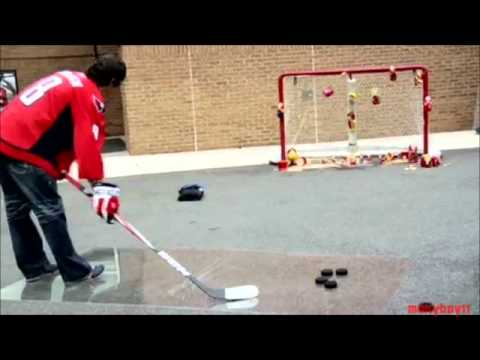 Alex Ovechkin's Shooting Accuracy