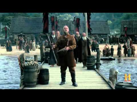 Vikings S04E06 Ragnar Leaving Kattegat Farewell Song