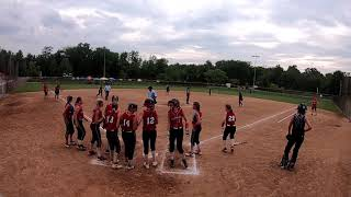Emily HOMERUN at Nationals