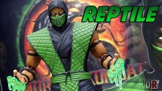 Storm Collectibles REPTILE Mortal Kombat Review BR DiegoHDM