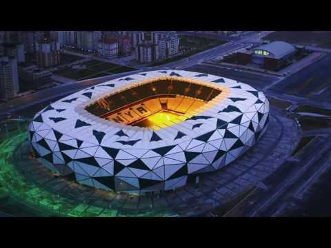 UEFA EURO 2024 TURKEY - Cities & Stadiums