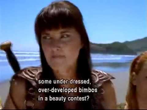Xena  Here she comes, Miss Amphipolis LOL