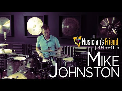 Musician's Friend Interview with Mike Johnston