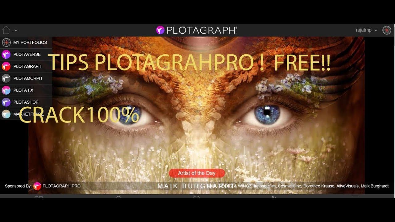crack plotagraph pro
