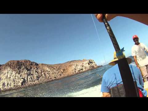 Tony Reyes Fishing Trip