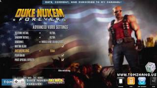 Duke Nukem Forever Official Gameplay Demo for Windows PC / Xbox 360 / PS3 / Mac / Ubuntu HD