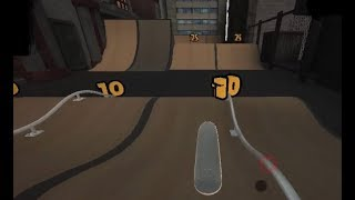 Swipe Skate 2 Game Walkthrough