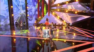 Betty - People Of The Sun (Armenia) LIVE Junior Eurovision Song Contest 2014