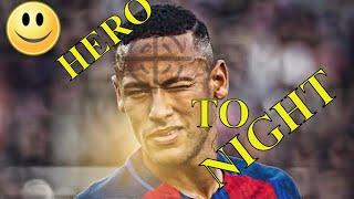 Neymar Jr - 2017 Janji - Heroes Tonight (feat. Johnning) Best Dribbling Skills & Goals [720p]