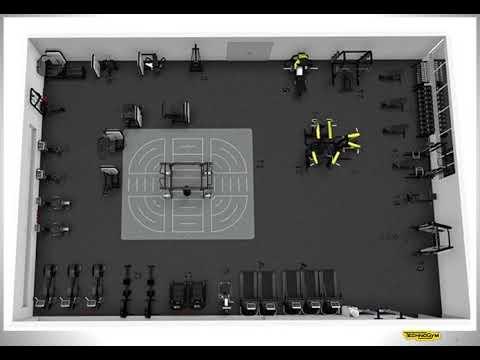 Wakefield Council   Virtual Tour Of Minsthorpe Leisure Gym