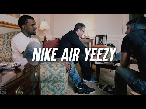 The Tale of the Nike Air Yeezy