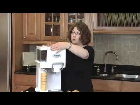 Cuisinart Mix It In Soft Serve Ice Cream Maker (ICE-45)