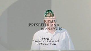 anjos - 2 Rs.6.8-23 - Rev. Samuel Vieira