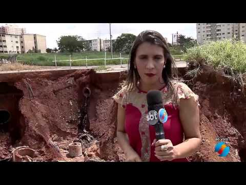 JMD (29/03/17) - Erosão engole rua no...