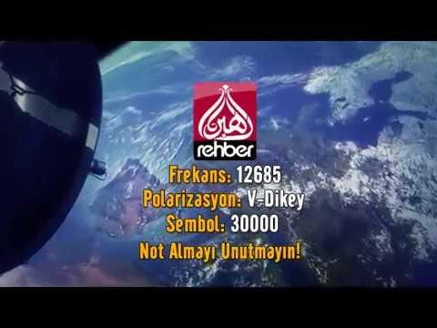 Rehber TV HD TV Yayını Frekansları - Yeni HD yayın