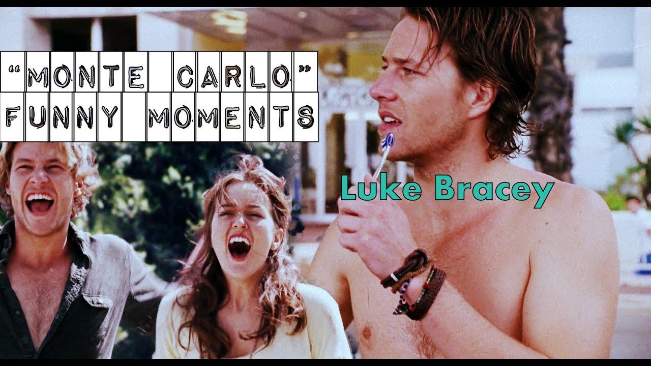 Luke Bracey Funny Embarrasing Moments Monte Carlo 2011 Youtube