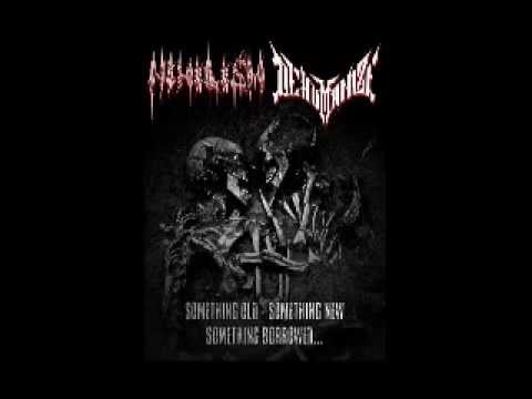 Teaser Split CD Nihilism / Dehumanize