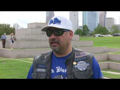 HPD comes together for special wedding for daughter of fallen officer