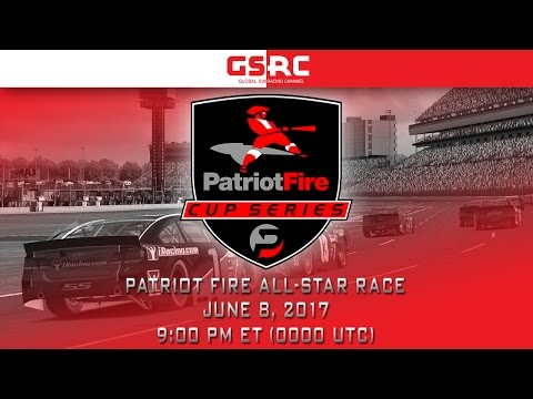 Premier Racing League Patriot Fire Cup Series - 2017 - Patriot Fire All-Star Race