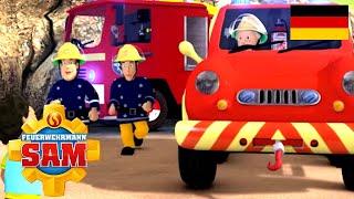 Feuerwehrmann Sam Deutsch Neue Folgen | Die Überraschungsparty 🚒 1 Stunden Marathon | Kinder Cartoon