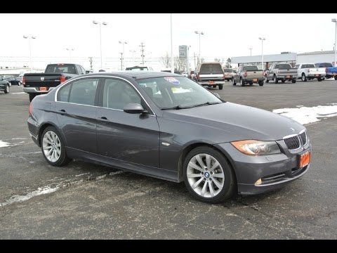 2006 BMW 330xi ALL WHEEL DRIVE For Sale Dayton Troy Piqua Sidney ...