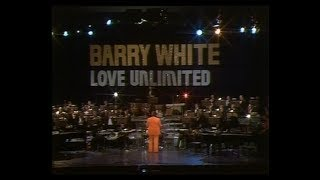 Barry White & Love Unlimited - Live in Frankfurt