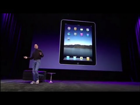 Apple Special Event 2010 - iPad Introduction