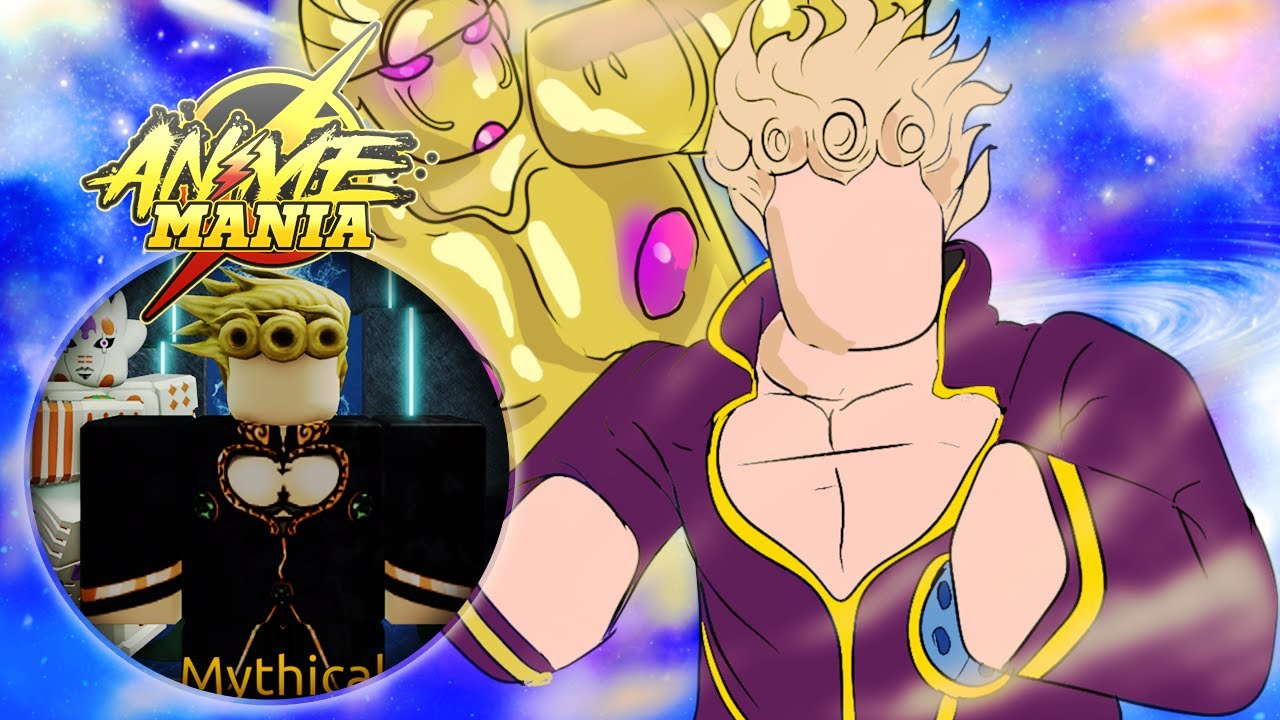 Download Giorno Golden Experience Requiem STRONGEST MYTHICAL? CRAZY HEALS & DAMAGE | Anime Mania