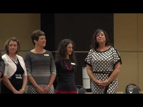 Kansas Master Teacher Ceremony 2017