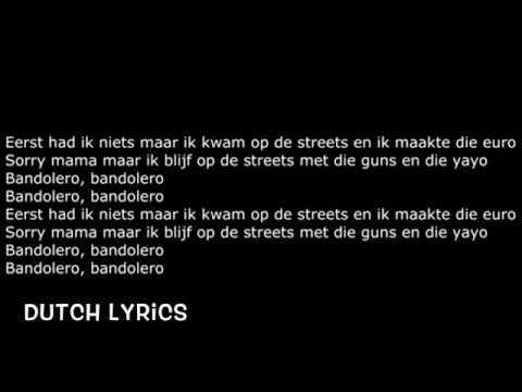 Mula B - Bandolero Lyrics