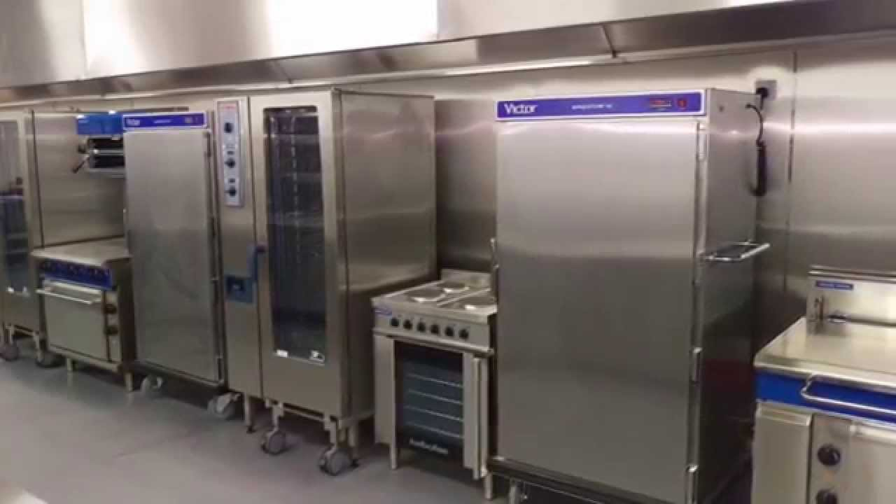 Commercial Catering Kitchen For Events Caterer