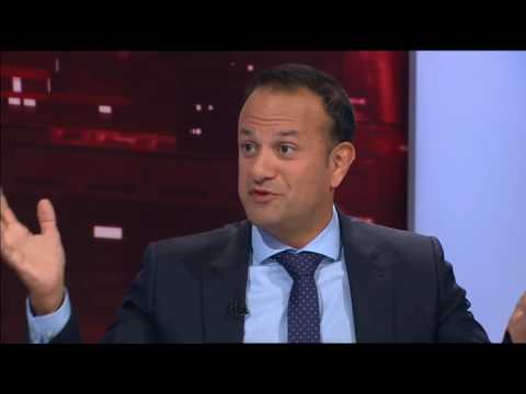 TV3 - Tonight with Vincent Browne - Leo Varadkar (26/7/16)