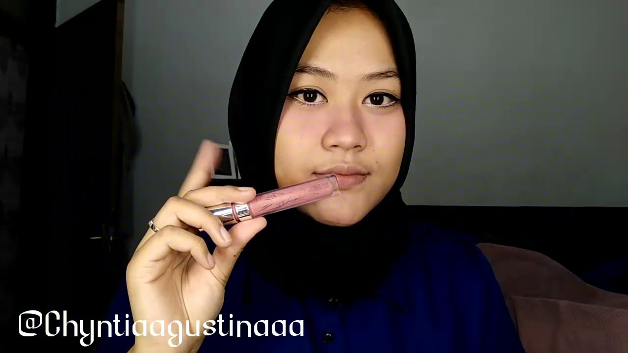 tutorial lipstick ombre wardah mix makeover - youtube