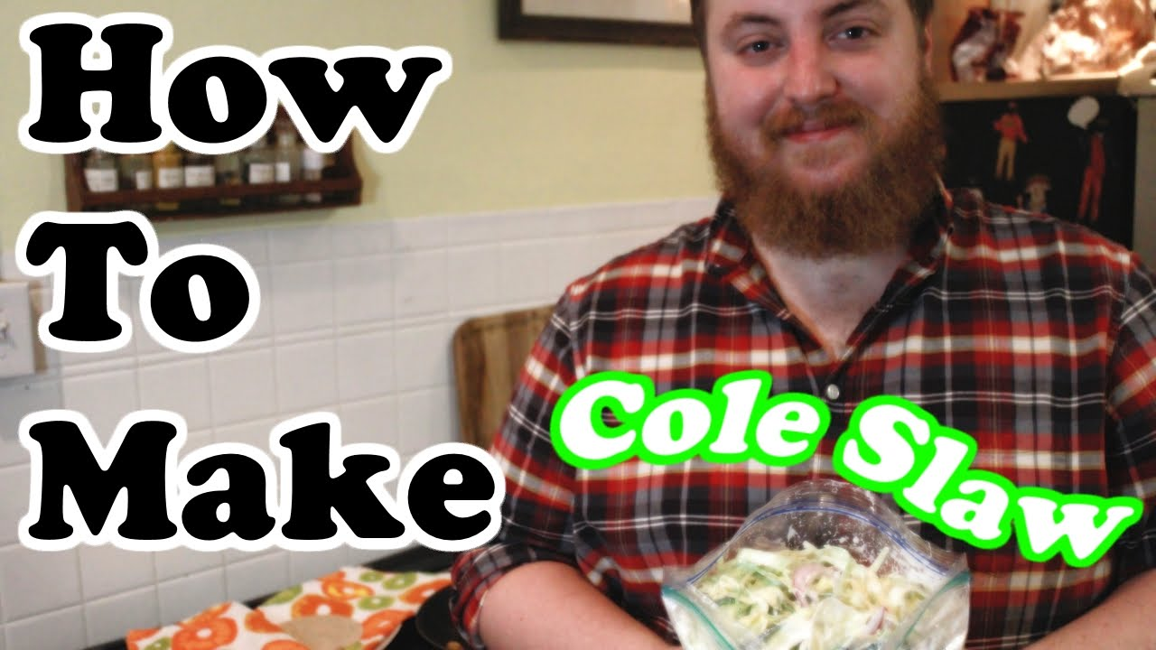 How to make cole slaw for fish tacos youtube for How do you make fish tacos