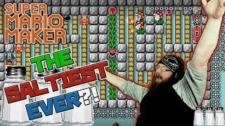 THE SALTIEST EVER?! - Super Mario Maker - #OshiSMM #3, in the house!