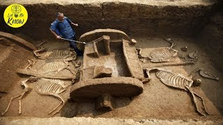 20 Archaeological Discoveries That Will Blow Your Mind
