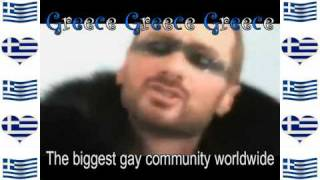 It`s okay to be a gay Greek