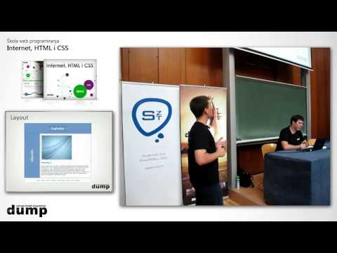Internet, HTML I CSS