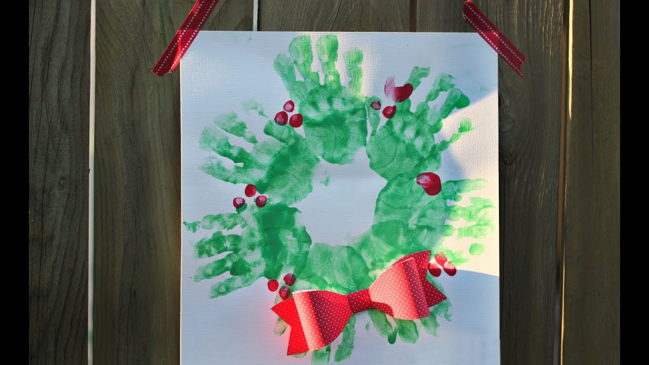 painted christmas wreaths www