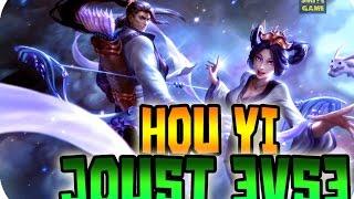El duo del amor 2.0 | Hou Yi Joust | iCiscoSG | Smite en español