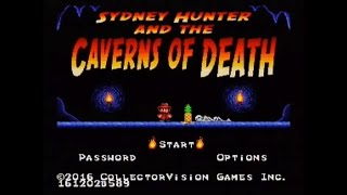 New SNES game - Sydney Hunter and the Caverns of Death - update - Gamester81