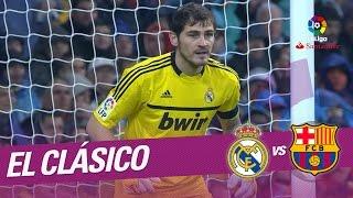 Скачать El Clásico Resumen De Real Madrid Vs FC Barcelona 1 3 2011 2012