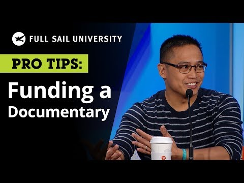 Funding a Documentary is Tough, Here Are Some Tips | Full Sail University