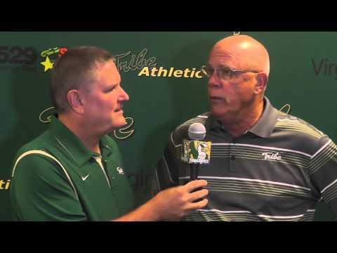 Tribe Football Press Conference: Week 6 (Head Coach Jimmye Laycock)