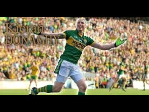 Kieran Donaghy best scores and catches