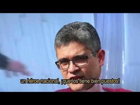 canción dedicado a juez Domingo Perez - hombre perfecto