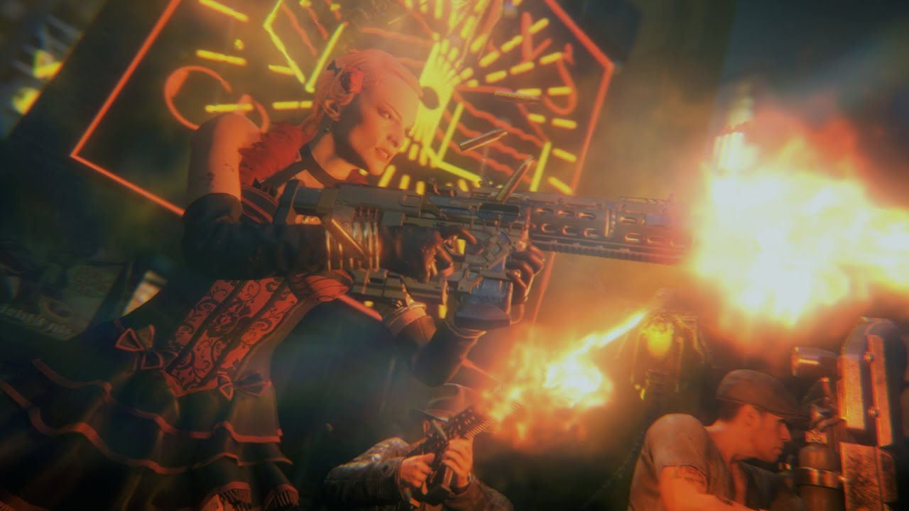 "Official Call of Duty®: Black Ops III – ""Shadows of Evil"" Zombies Reveal Trailer [UK]"